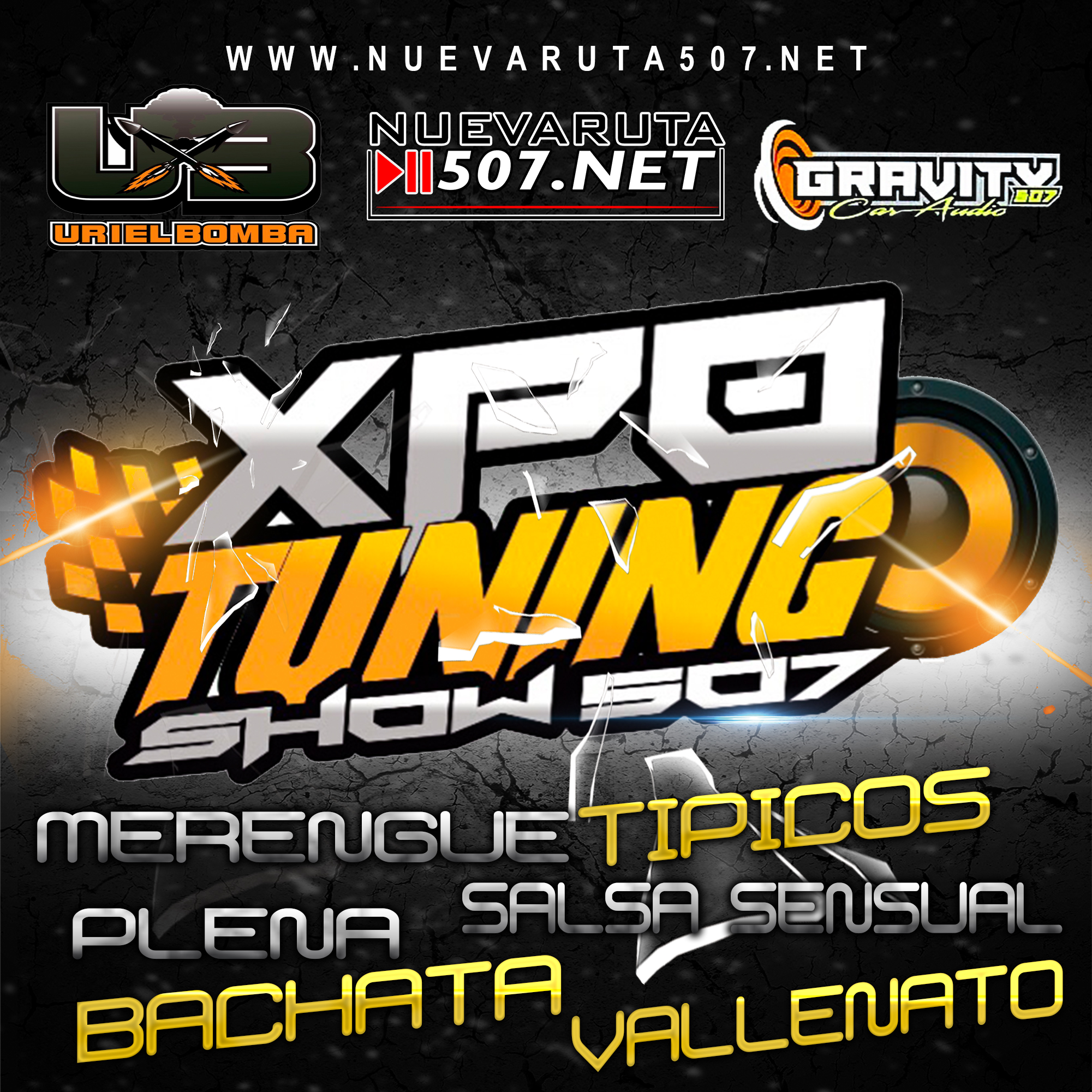 Dj JoseJr - Bachata MIX VL.1 XPO TUNINGSHOW507 .mp3