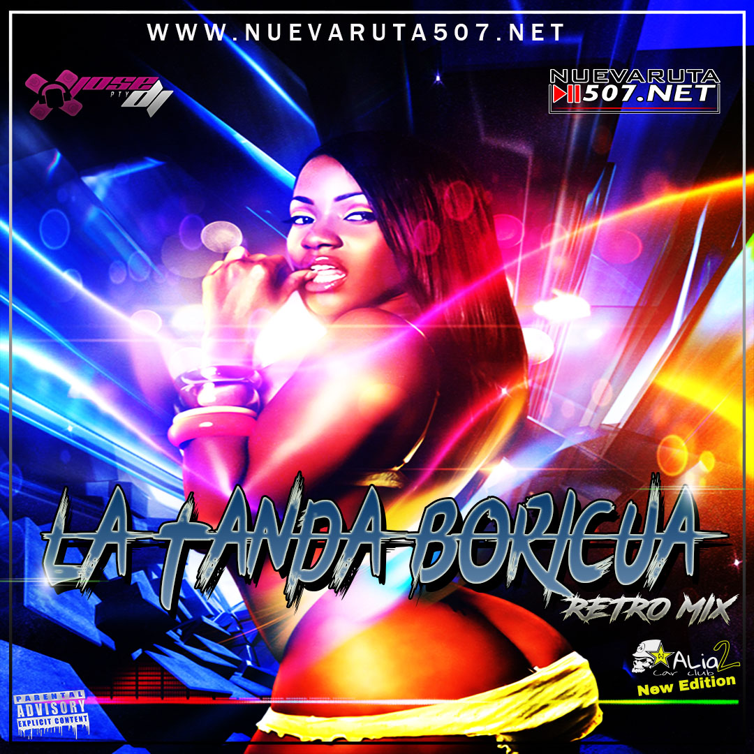 @DjJose_Pty - La Tanda Boricua Retro Mix.mp3