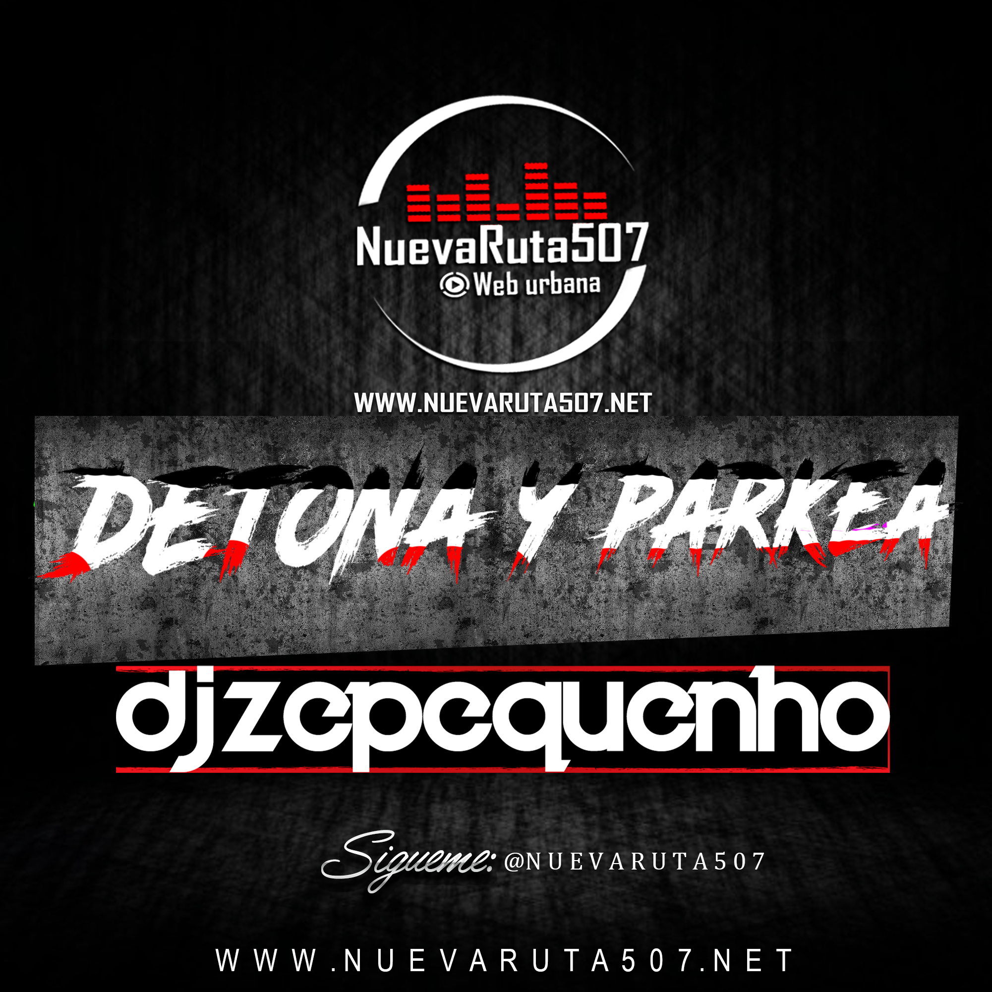 Dj Zepequenho - Detona Y Parkea Mix.mp3