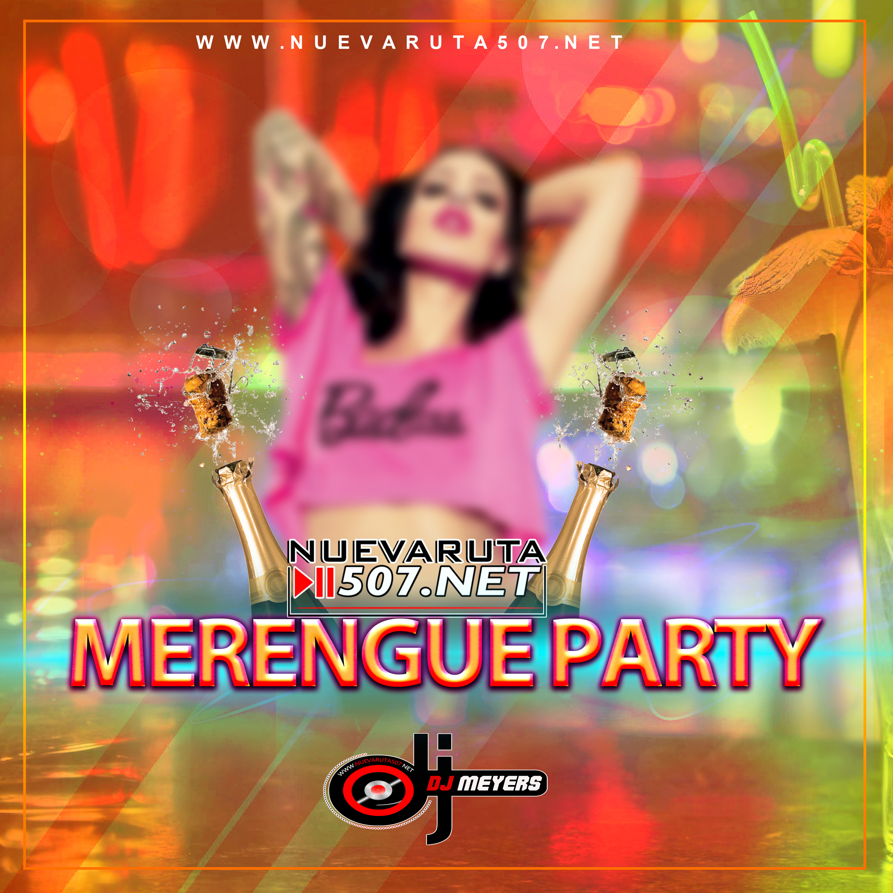 Dj. Meyers - Merengue Party Mixtape.mp3