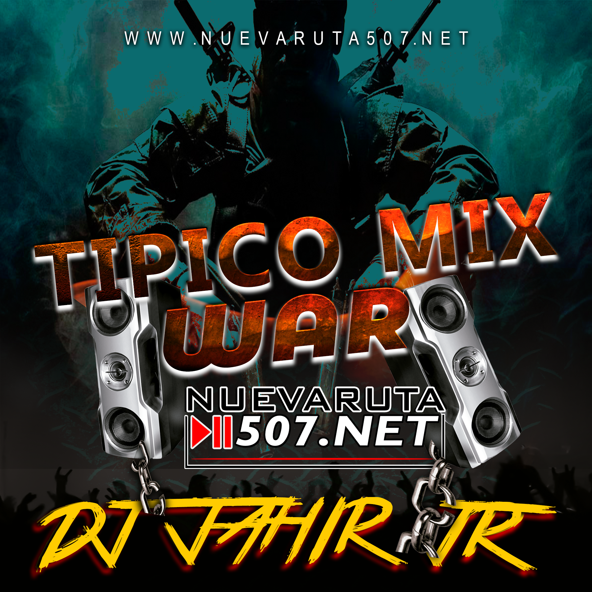 Dj Jahir Jr - Tipico Mix War.mp3